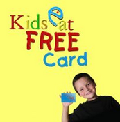 Kids Eat Free Card one of the ways to enjoy cheap eats when visiting Orlando