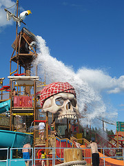image of mount cascade waterpark one of the cheap fun things to see and do in ottawa