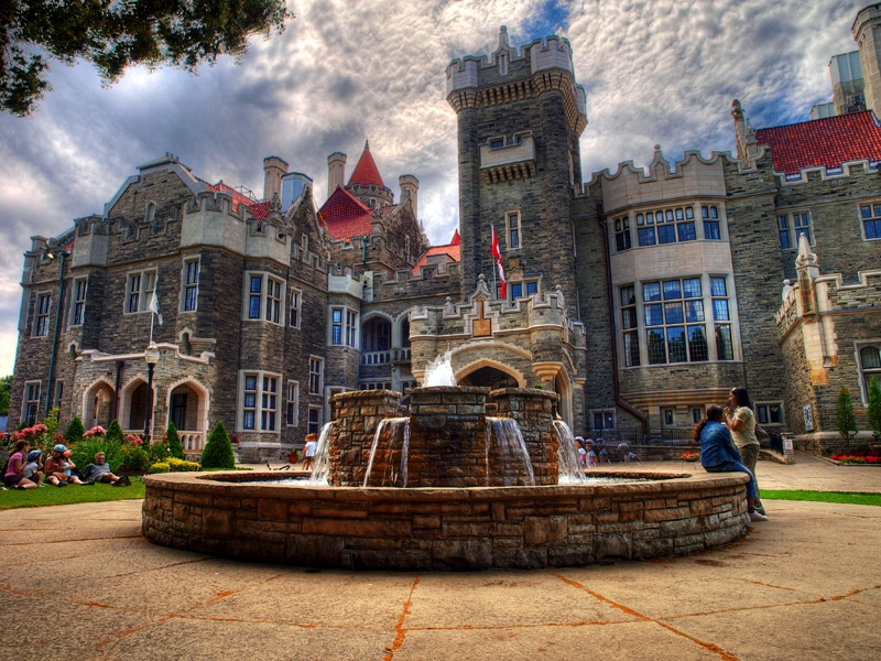 image of casa loma one of the cheap things to do in toronto