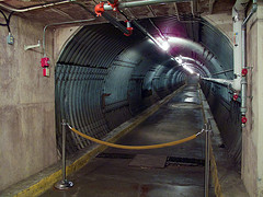 image of the diefenbunker one of the cheap, fun things to do in Ottawa