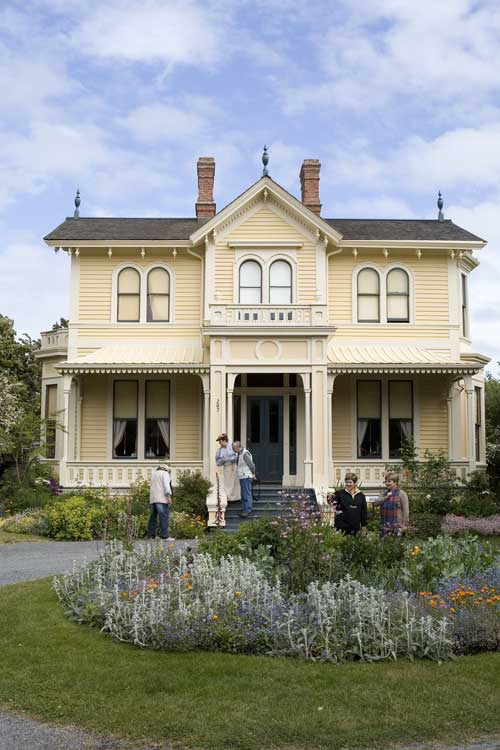 image of emily carr house one of the Best Cheap Things to See and Do in Victoria, BC