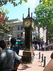 image of gastown one of the Free Things and Stuff to Do in Vancouver