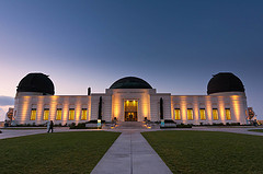 image of the griffith observatory one of the Free Things and Stuff to Do in LA