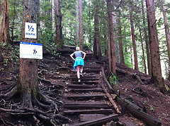 image of the Grouse Grind one of the Best Cheap Things to Do and Fun Stuff to See in Vancouver