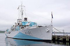 image of the HMCS Sackville one of the Free Things and Stuff to Do in Halifax