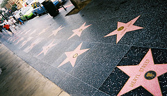image of the hollywood walk of fame one of the Free Things and Stuff to Do in LA