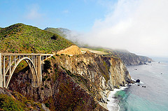 image of the pacific coast highway one of the Free Things and Stuff to Do in LA