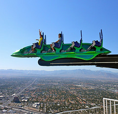 image of the stratosphere one of the Cheap, Fun Things to See & Do in Las Vegas