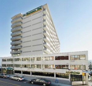 image of the Quality Hotel Downtown Ottawa one of the cheap hotels and places to stay in Ottawa