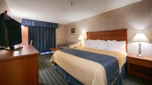 image of the Best Western Plus Ottawa Kanata Hotel & Conference Centre one of the cheapest hotels near the Canadian Tire Centre
