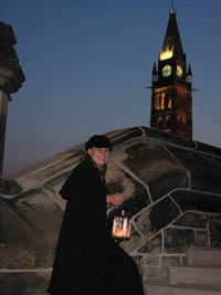 image of the haunted walk one of the affordable tours in ottawa