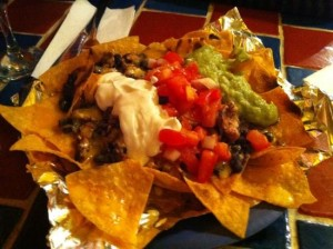 image of nachos from Ahora one of the best affordable restaurants in the byward market in ottawa