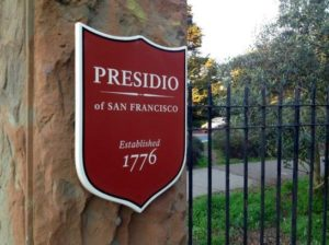 image of the presidio one of the free, cheap, fun things to do in San Francisco