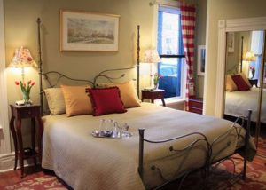 image of a niagara falls ontario bed and breakfast accomodations