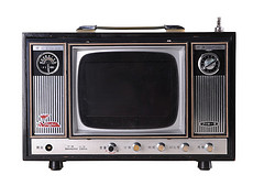image of a television from the MZTV Museum of Television, one of the cheap fun things to see and do in Toronto