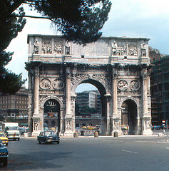 image of the arch of constantine one of the Free Things and Stuff to Do in Rome