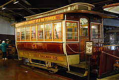 image of the cable car museum one of the Free Things and Stuff to Do in San Francisco