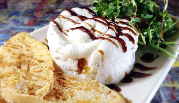 image of a dessert available at Café Tu Tu Tango one of the Cheap Eats Places in Orlando