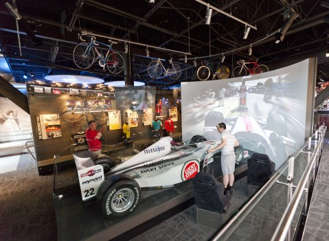 image of Canada's Sports Hall of Fame one of the Cheap, Fun Things to See & Do in Calgary