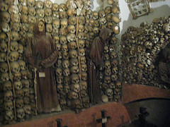 image of the crypt of the cappuchin friars one of the Free Things and Stuff to Do in Rome