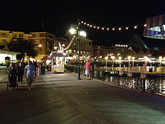 image of Disney's Boardwalk one of the Free Things and Stuff to Do in Orlando