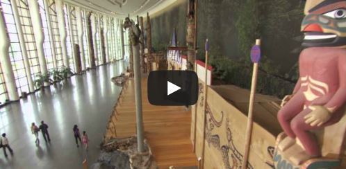 image of the museum of civilization as seen on a video of free things and stuff to do in ottawa