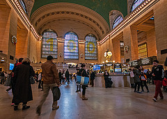 image of grand central station one of the Free Things and Stuff to Do in New York City (NYC)