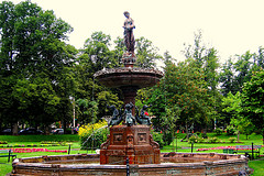 image of the Halifax public gardens one of the Free Things and Stuff to Do in Halifax