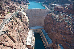 image of the hoover dam one of the Free Things and Stuff to Do in Las Vegas
