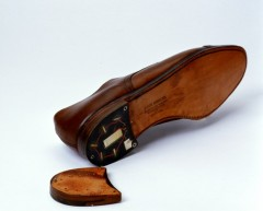 image of a shoe phone from the international spy museum one of the Cheap, Fun Things to See & Do in Washington DC