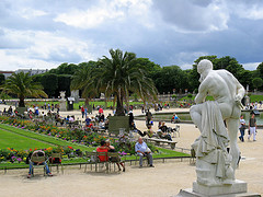 image of jardin du luxembourg one of the Free Things and Stuff to Do in Paris