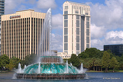 image of lake eola park one of the Free Things and Stuff to Do in Orlando