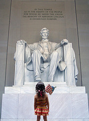 image of the lincoln memorial one of the Free Things and Stuff to Do in Washington DC