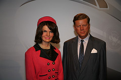 image from madame Tussauds wax museum one of the cheap, fun things to see & do in washington dc