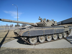 image of the Military Museum of Calgary one of the Cheap, Fun Things to See & Do in Calgary