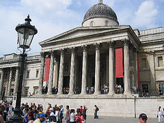 image of the national gallery one of the Free Things and Stuff to Do in London