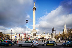 image of nelson's column one of the Free Things and Stuff to Do in London
