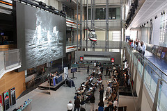 image of the newseum one of the Cheap, Fun Things to See & Do in Washington DC