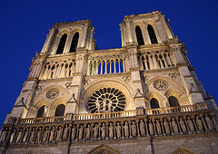 image of notre dame cathedral one of the Free Things and Stuff to Do in Paris