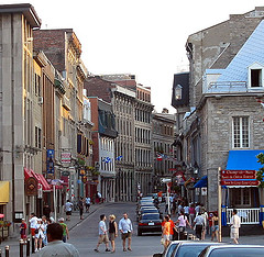 image of old montreal one of the Free Things and Stuff to Do in Montreal