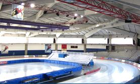 image of the Olympic Ice Oval one of the Cheap, Fun Things to See & Do in Calgary
