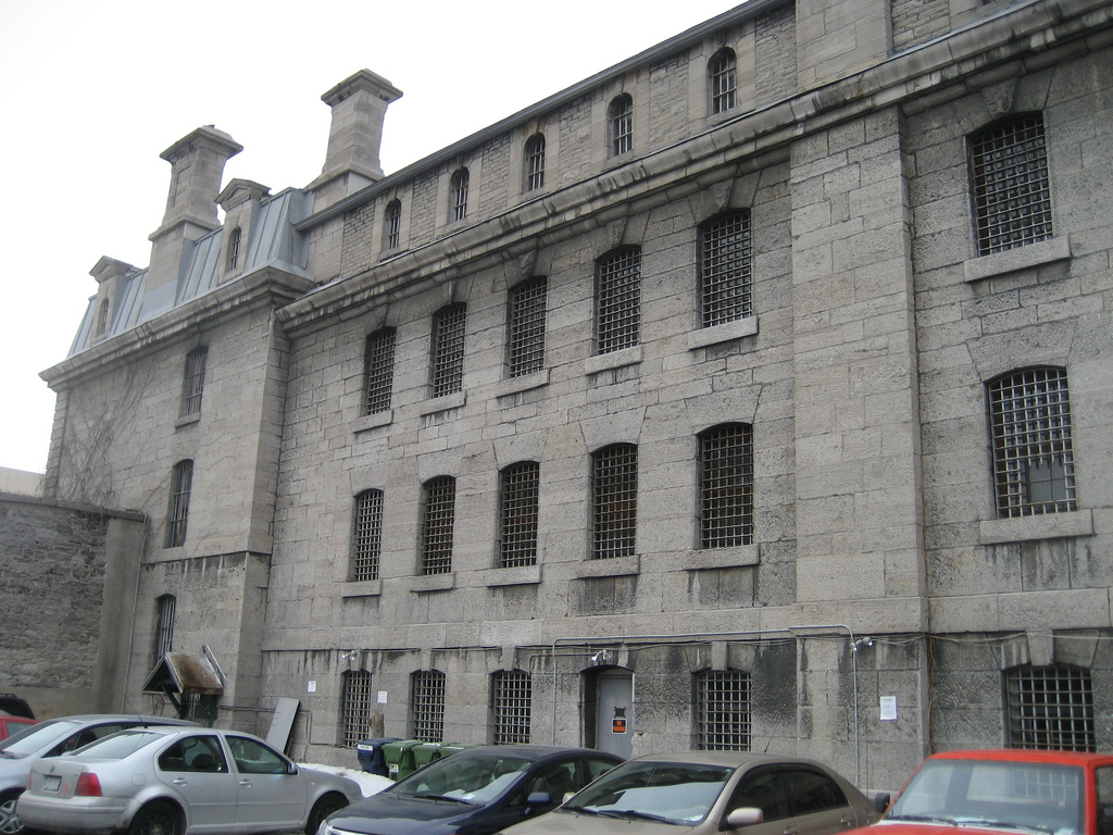 image of the ottawa jail hostel, one of the cheap hotels, accommodations and places to stay in ottawa