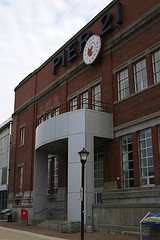 image of Pier 21 one of the Best Cheap Things and Stuff to Do in Halifax