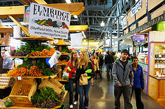image of Seaport Farmers Marketing one of the Free Things and Stuff to Do in Halifax