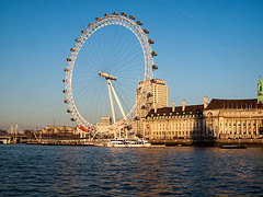 image of the south bank of the river thames one of the Free Things and Stuff to Do in London