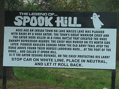 image of spook hill one of the Free Things and Stuff to Do in Orlando