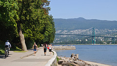 image of stanley park one of the Free Things and Stuff to Do in Vancouver