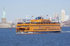image of the Staten Island Ferry one of the Free Things and Stuff to Do in New York City (NYC)