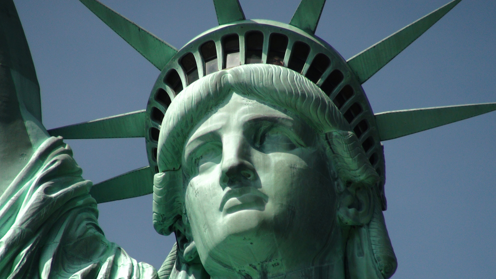 image of the statue of liberty one of the Free Things and Stuff to Do in New York City (NYC)