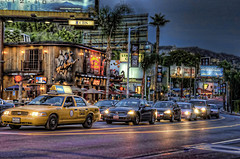 image of sunset strip one of the Free Things and Stuff to Do in LA